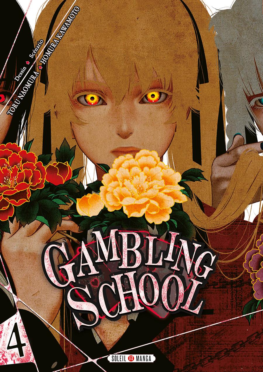 Couverture gambling school 4