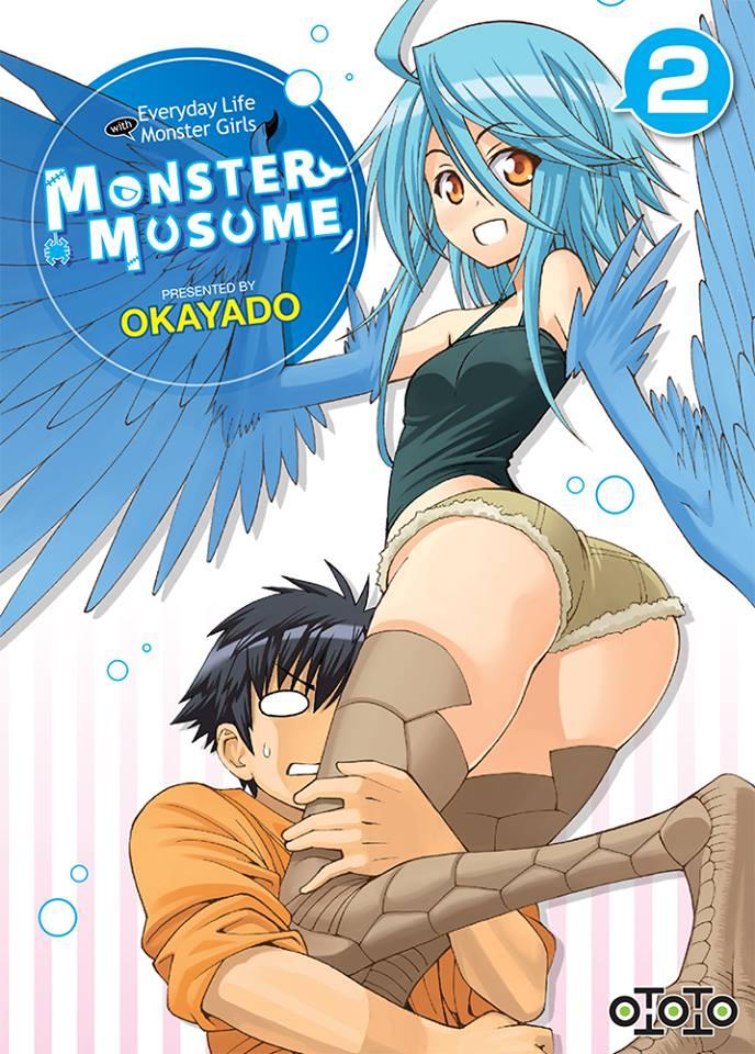 monster musume 2