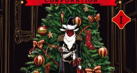 Le Père Fouettard fête Noël chez Kurokawa