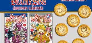 Edition limitée pour Seven Deadly Sins T24