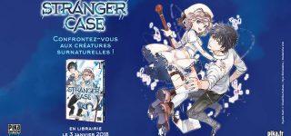 Les yôkai de Stranger Case arrivent chez Pika