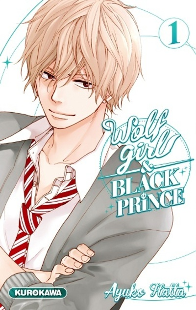 Couverture wolf girl and black prince 1