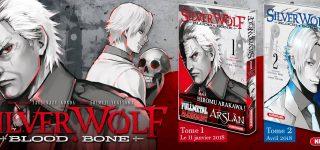 Silver Wolf, Blood, Bone annoncé chez Kurokawa