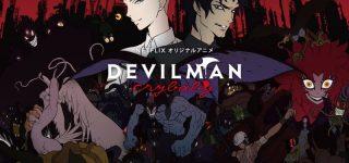 PV pour l'anime Devilman Crybaby