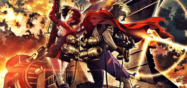 Kabaneri of the Iron Fortress annoncé chez @Anime