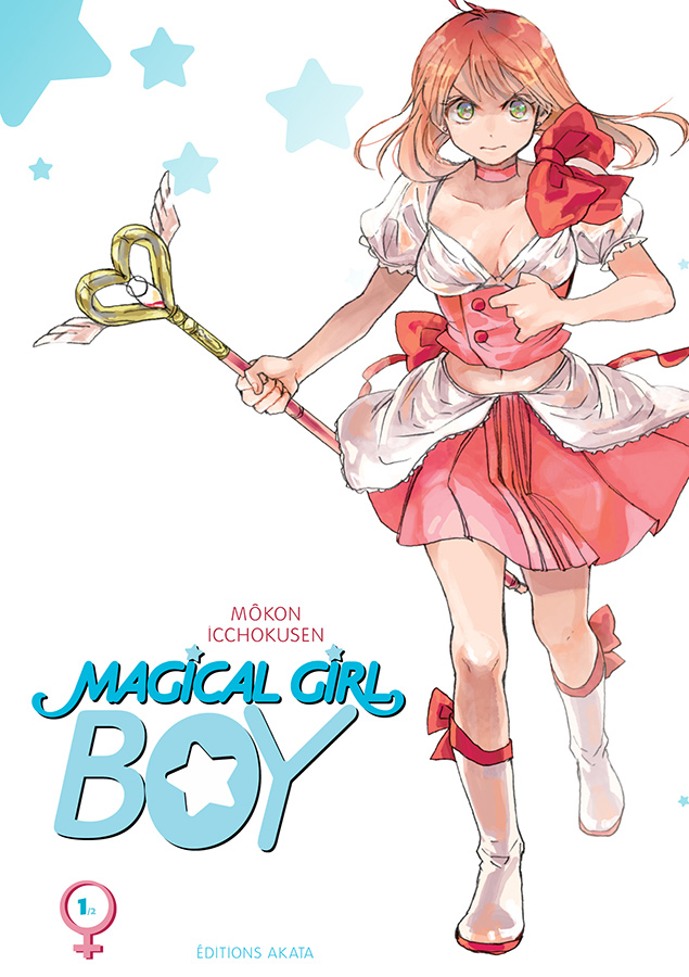 Couverture Magical Girl Boy 1