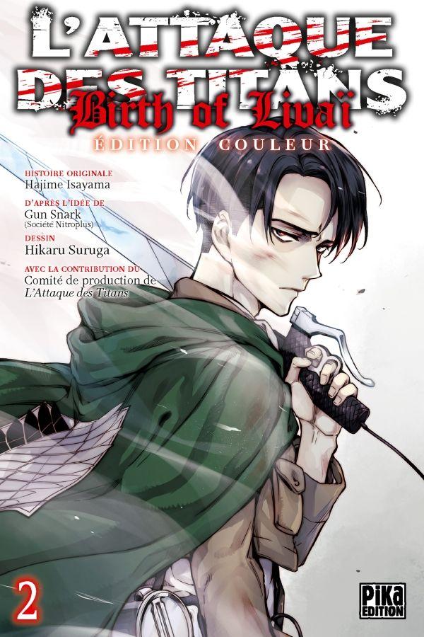sortie manga 2018