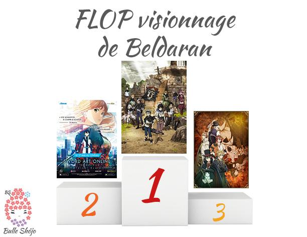 Flop visionnage de Beldaran