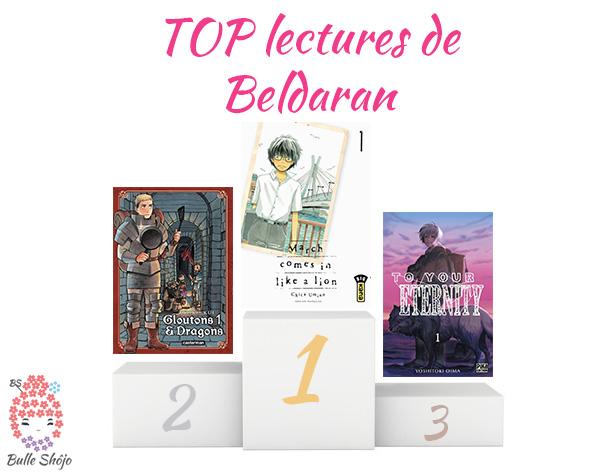 Top lectures de Beldaran