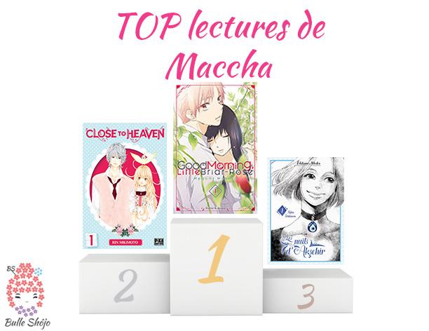 Top lectures de Maccha
