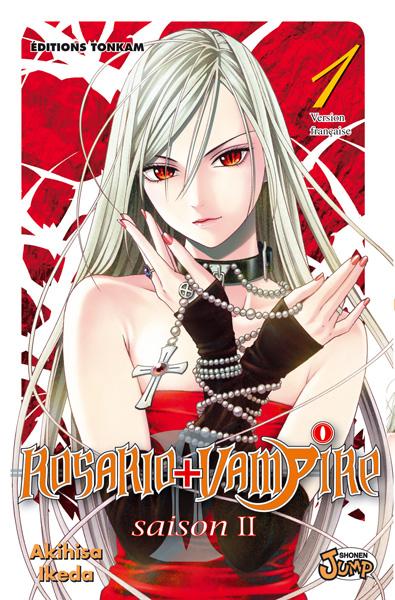 Rosario + Vampire S2 T1