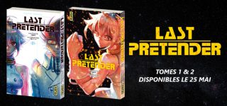Last Pretender annoncé chez Kana