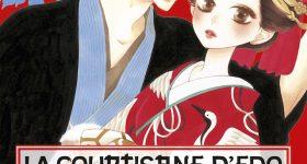 La courtisane d'Edo dans la collection Red Light de Pika