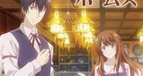 Le roman Kyoto Teramachi Sanjou no Holmes adapté en anime