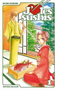 J'aime les sushis