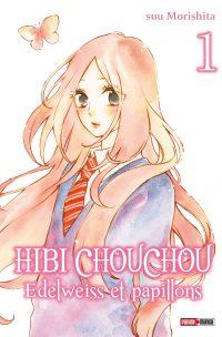 Hibi Chouchou – Edelweiss & Papillons