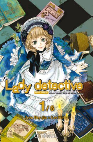 Lady Détective