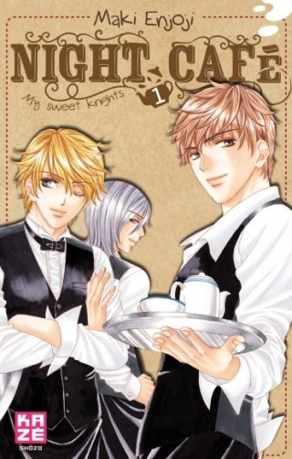 Night Café – My sweet Knights