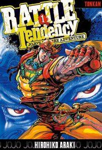 Jojo's Bizarre Adventure – Saison 2 – Battle Tendency