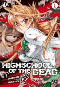 Highschool of the dead