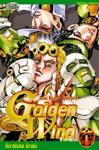 Jojo's Bizarre Adventure – Saison 5 – Golden Wind