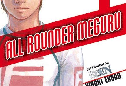Fin annoncée pour All Rounder Meguru