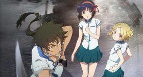 L'anime Kuromukuro annoncé