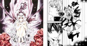 Nouvelle série pour Arina Tanemura