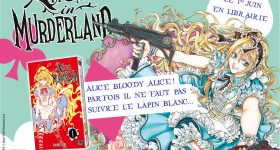 Alice in Murderland a soif de sang chez Pika
