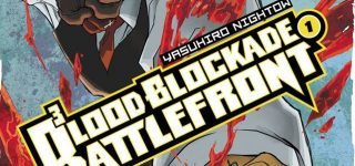 Blood Blockade Battlefront déboule chez Kazé