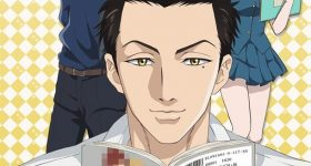 Fudanshi Koukou Seikatsu adapté en anime