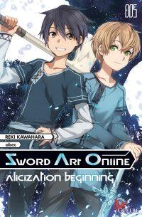 Sword Art Online LN T5