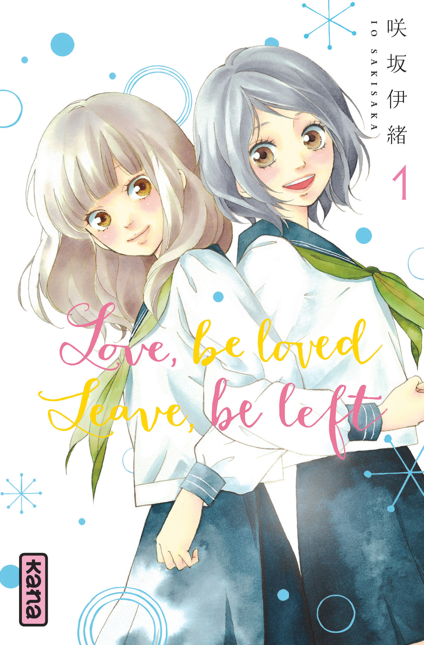 Couverture Love be loved Leave be left 1