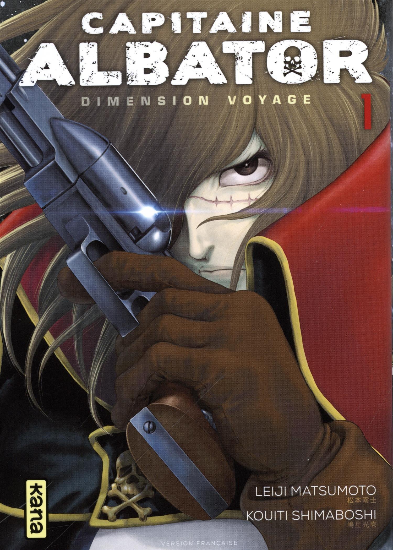 Capitaine Albator - Dimension Voyage T1