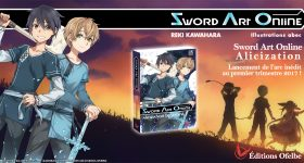 Arc Alicization de Sword Art Online chez Ofelbe