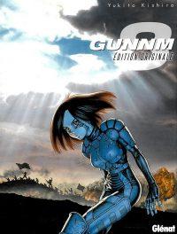 Gunnm 8