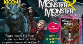 Monster x Monster débarque chez Ki-oon