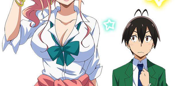Le manga Hajimete no Gal adapté en anime