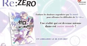 Le light novel Re:Zero chez Ofelbe
