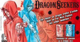 Dragon Seekers part en chasse chez Komikku