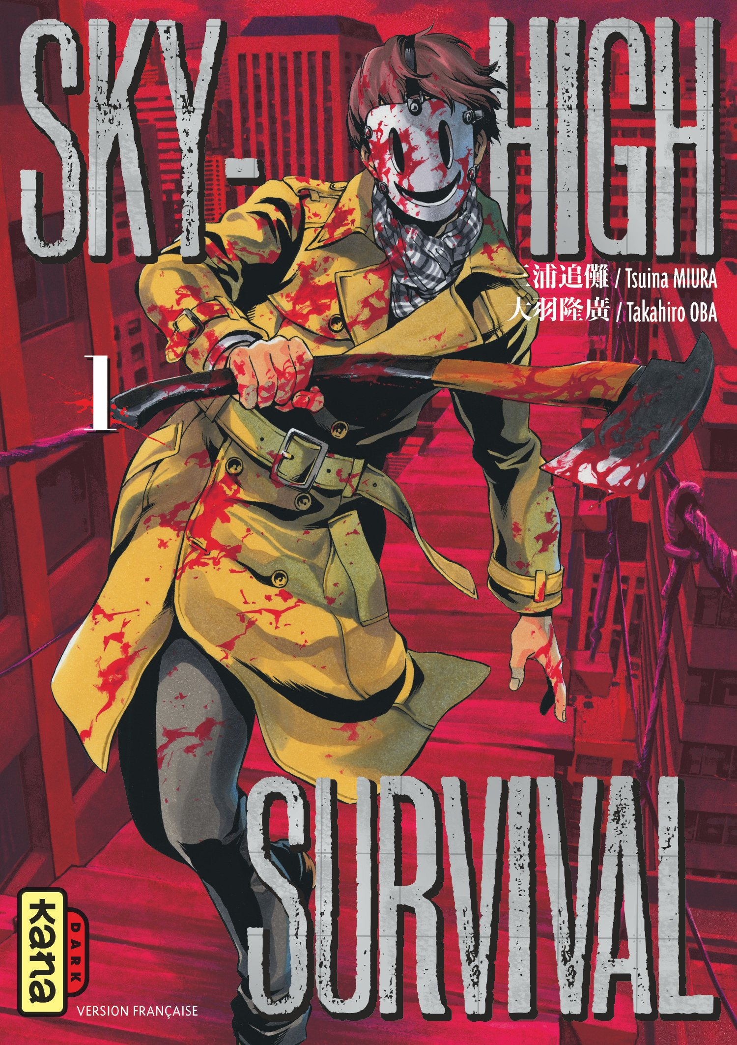 Sky-high Survival T1