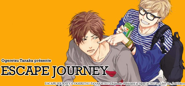 Escape Journey chez Taifu comics