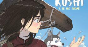 Kushi, nouvelle série de Golo Zhao chez Fei Editions