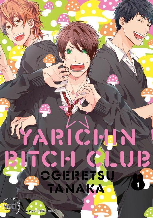 Yarichin Bitch Club T1