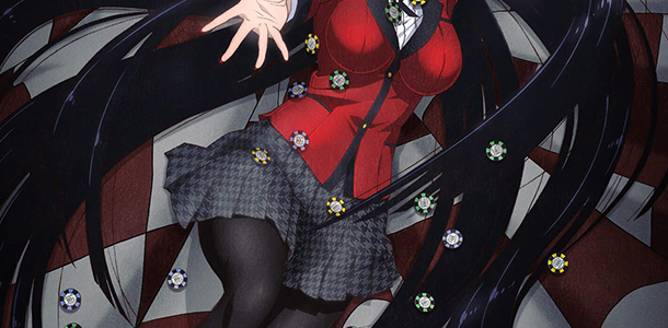 Le manga Gambling School adapté en anime