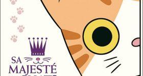 Sa Majesté le chat se pose chez Doki-Doki