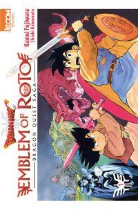Dragon Quest – Emblem of Roto