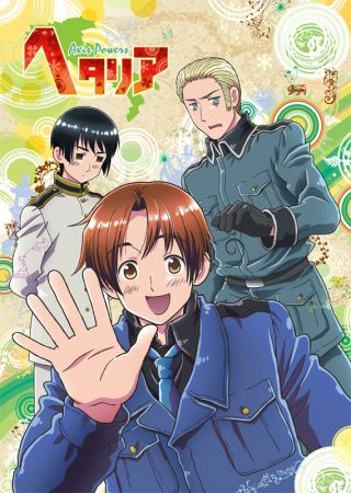 Hetalia – Axis Powers