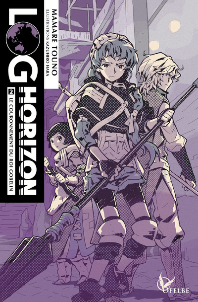 Log Horizon Roman T2
