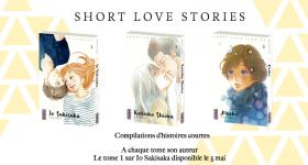 Des Short Love Stories chez Kana